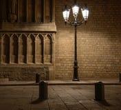 Stara latarnia uliczna Obrazy Royalty Free