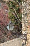 Stara latarnia uliczna Zdjęcia Royalty Free