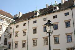 stara latarniowa street Zdjęcia Stock