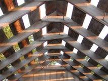 Stara Lodowa klatka piersiowa Zdjęcia Stock