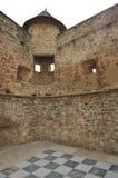 Stara Lubovna城堡 免版税库存照片