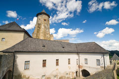 Замок Stara Lubovna Стоковое фото RF
