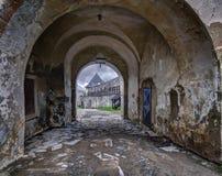 Stara Lubovna, castello medievale Immagini Stock Libere da Diritti