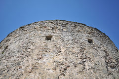Stara Lubovna castle Stock Image