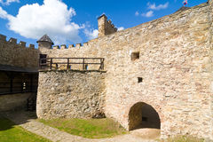 Stara Lubovna Castle Stock Photos