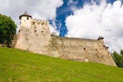 Stara Lubovna Castle, Slovakia Stock Images
