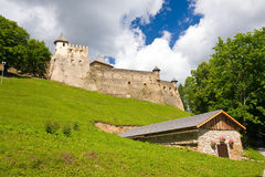 Stara Lubovna Castle, Slovakia Stock Photos