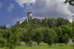 Stara Lubovna Castle, Slovakia Royalty Free Stock Photo