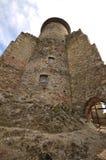 Stara Lubovna castle Stock Images