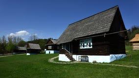 Stara Lubovna muzeum, Spisu region, Sistani Obraz Royalty Free