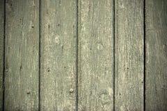 Stara malująca drewniana tło zmroku winieta Zdjęcia Royalty Free