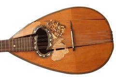 Stara mandolina łamająca Zdjęcie Stock