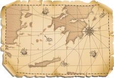 stara mapa Fotografia Stock