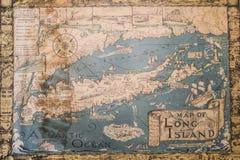 stara mapa Zdjęcia Stock