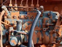 Stara maszyna Zdjęcie Stock