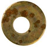 Stara metal płuczka Zdjęcie Royalty Free