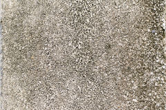 Stara myjąca granolithic koniec ściana obrazy stock