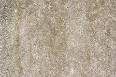 Stara myjąca granolithic koniec ściana zdjęcie royalty free