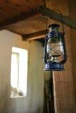 Stara nafta lampionu lampa obrazy royalty free