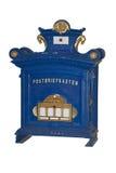 stara niemiecka skrzynka pocztowa Fotografia Stock