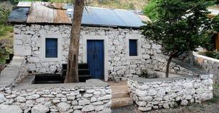 Stara niewolnicza kabina w Afryka Obraz Royalty Free