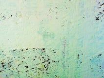 Stara obdarta sztukateryjna tynk ściany tekstura Barwiony krakingowy t?o zdjęcia royalty free