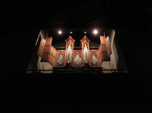 stara organowa drymba Zdjęcie Royalty Free