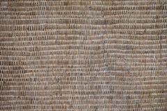 Stara Łozinowa tekstura, Wietrzejący Brown tła wzór Obrazy Stock
