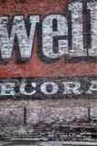 stara płótna do ściany Obrazy Royalty Free