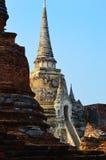 Stara pagodowa świątynia Zdjęcie Stock