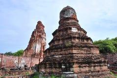 Stara pagodowa stara świątynia Obraz Royalty Free