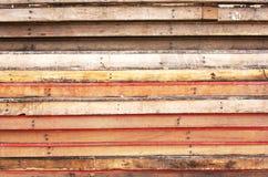 Stara Palowa Drewniana tekstura Zdjęcie Stock