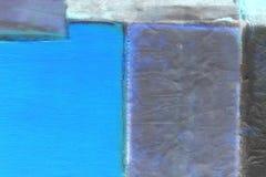 stara papierowa konsystencja uwarstwiający papier na kanwie Kreatywnie abstrakcjonistyczna ręka malował tło, tapeta, tekstura szt zdjęcia stock