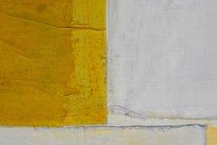 stara papierowa konsystencja uwarstwiający papier na kanwie Kreatywnie abstrakcjonistyczna ręka malował tło, tapeta, tekstura szt obraz stock