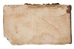stara papierowa tekstura Fotografia Royalty Free