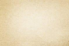 Stara papierowa tekstura marszcząca Obraz Royalty Free