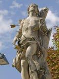 stara park posąg obraz stock