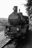 Stara parowa lokomotywa Zdjęcie Stock