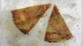 Stara pizza Obraz Royalty Free