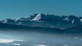 Stara planina Royaltyfri Bild