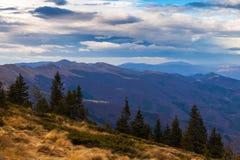 Stara Planina berg royaltyfri foto