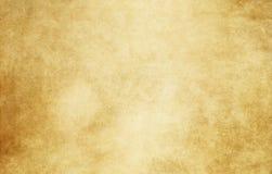 Stara pobrudzona papierowa tekstura Obraz Royalty Free