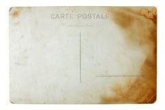 stara pocztówka Fotografia Stock