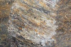 Stara podłogowa tekstura robić naturalny brązu kamień zdjęcia stock