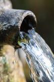 Stara pompa wodna Zdjęcia Stock