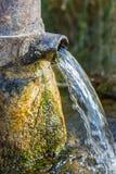 Stara pompa wodna Obrazy Royalty Free