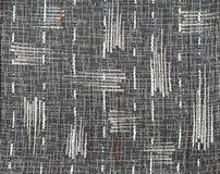 Stara popielata tkaniny tekstura, Kolorowy i piękny obraz royalty free
