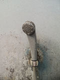 stara prysznic Obraz Royalty Free
