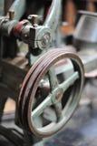 stara przekładnia w maszynowej części przekaz chodzenie Zdjęcia Stock
