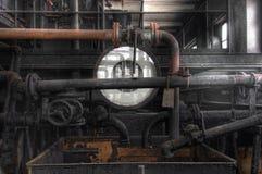 Stara przemysłowa skala obrazy royalty free